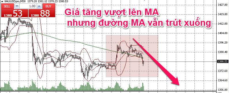 Forex Indicator du bao xu huong som